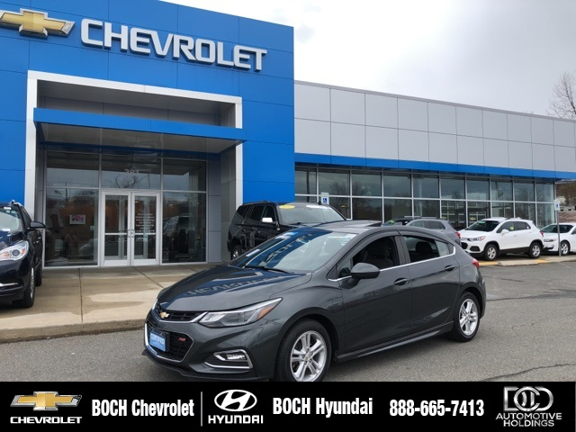 Used Chevrolet Cruze Norwood Ma