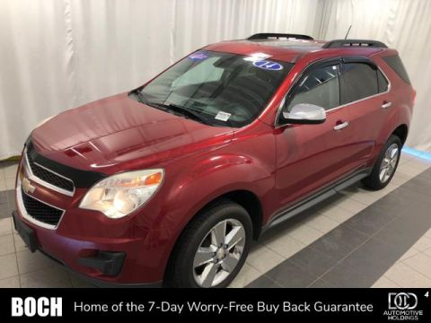Pre-Owned 2014 Chevrolet Equinox AWD 4dr LT w/1LT