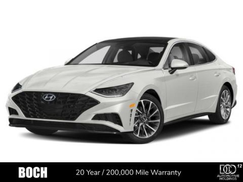 New 2020 Hyundai Sonata Limited 1.6T